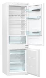 Vestavné kombinované chladničky